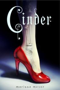 Cinder by Marissa Meyers (goodreads)