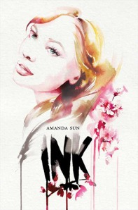 Ink by Amanda Sun (goodreads)