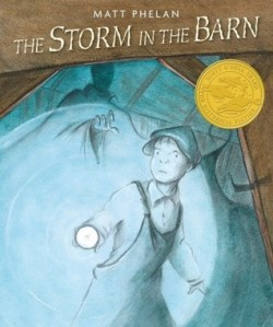 The Storm in the Barn by Matt Phelan (goodreads)