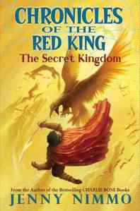 Chronicles of The Red King #1 (goodreads)