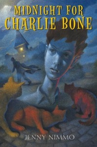 Midnight For Charlie Bone #1